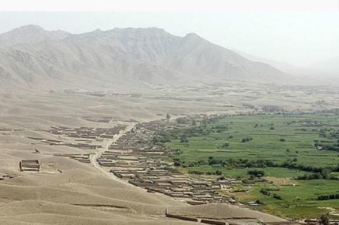 Sangin Valley