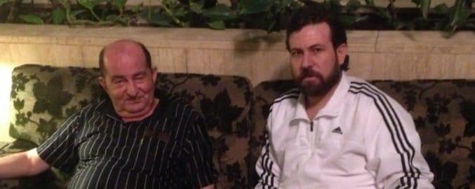 Sheikh  Muhana al Fayadh with Dr. Bassam Barakat of VT, Damascus June 15, 2015