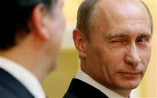 Putin toyed with Charlie Rose like a cat with a mouse