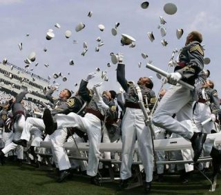 These West Point cadets don't deserve to be abused as cannon fodder troops for special interests