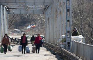 The blockade creates more impoverished refugees