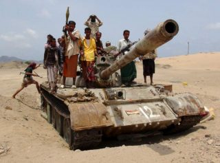 Houthis lose ground in Aden to combined operations assault