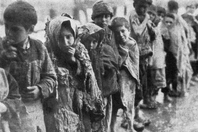 Armenian children
