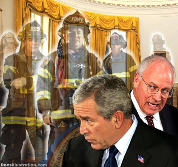 Is Obama sending 9/11 ghosts to haunt the neocons?