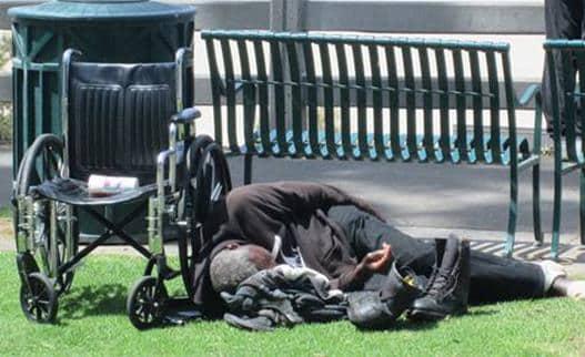 VA - homeless