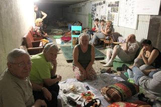 The goal of the blockage is to make like unsustainable in Donbass so refugees will not return