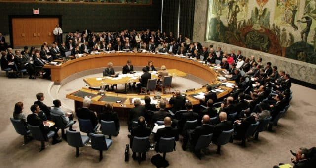 The Russia ambush team at the UN did not make a dent with their patently contrived ploy