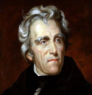 The memorable Andrew Jackson