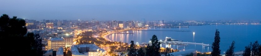 Baku has become rich and avoided major conflicts