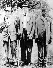 The old United Confederate Veterans