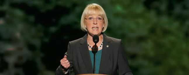 Senator Patty Murray crop