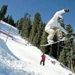 Pajarito Ski Hill is a favorite winter place for many