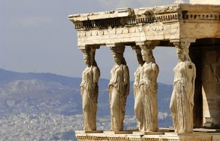 Greece has weathered many storms over 2000 years