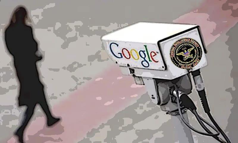 google - CIA
