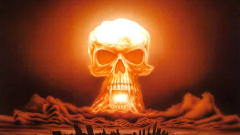 Nuclear War, brought to you and celebrated by fear driven neocon idiots and corporate media