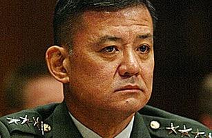 General Shinseki before Congress
