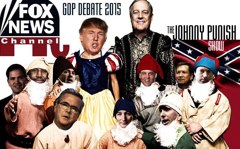 Trump and the Nine Dwarfs