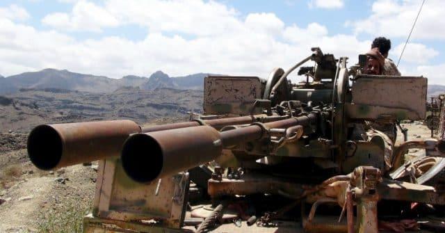 Yemen - Looking down the Saudi barrel