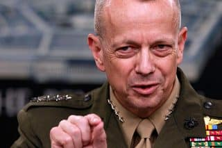 "General John Allen oversaw the ""moderate"" rebel training disaster"