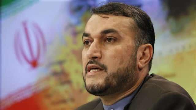Iran's Deputy Foreign Minister for Arab and African affairs Hossein Amir-Abdollahian