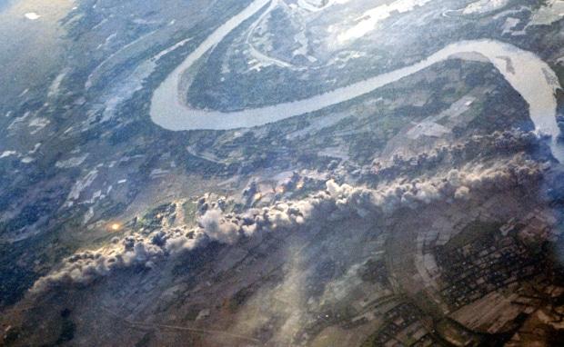 Cambodia carpet bombing