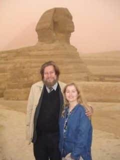 Dr. James J. Hurtak and Desiree Hurtak