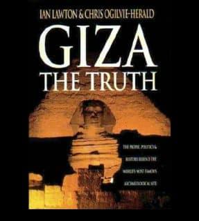 Giza book cover
