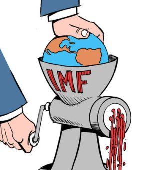 "The IMF has turned into a mega ""pump and dump"" tool"