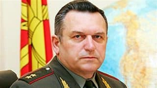 Nikolay Bogdanovsky, a deputy chief of the General Staff of the Russian military