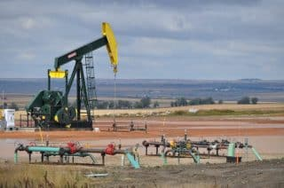 North Dakota reached record oil/gas production, 2013