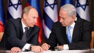 Putin and Netanyahu met earlier this summer