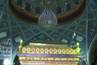 Sayyeda Rukayya's Tomb in Damascus