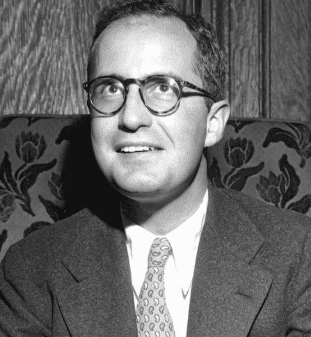 Adnan Khashoggi's Legendary CIA Handler, Kermit Roosevelt, Grandson of US President Theodore Roosevelt.