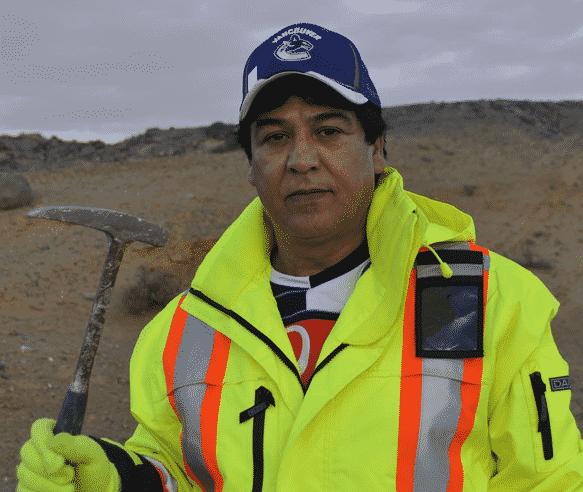 Chilean-Canadian Mining Engineer, Jorge Lopehandia