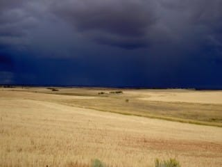 Storm in the Plains