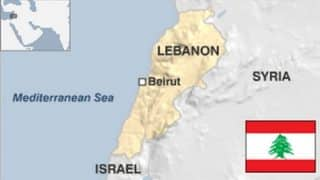 Lebanon in the middle of the firestorm