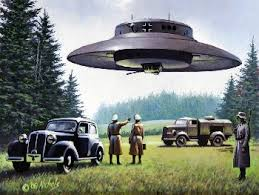 UFO German