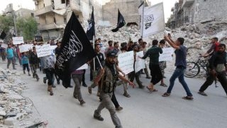 ISIS has had huge Western material support, including NATO's Turkey