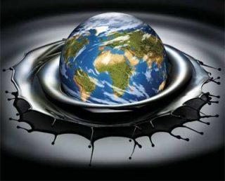 As we have said so many times - The World is floating in oil