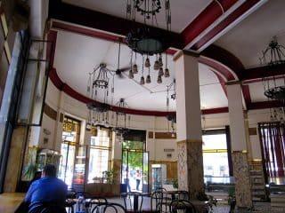 Cafe Groppi in Cairo