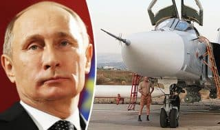 Only being whispered about is the impact of the older but upgraded Russian planes