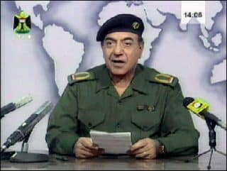 Baghdad Bob - before Western media picked up his routine