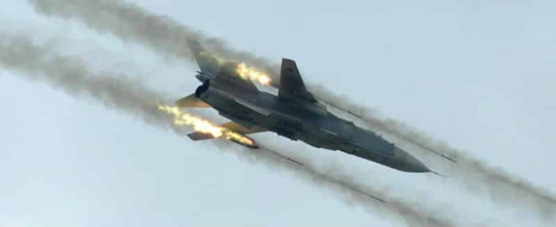 Russian fighter