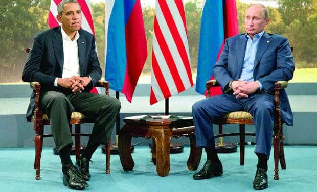 """""""Hey, Bro. We've been here before. I told you to join me in order to defeat ISIS. I also told you that I can do the job without you. Well...have you learned anything yet over the past few days? Hey, I'm still willing to accept you. Just say goodbye to NWO agents, and we will welcome you in Russia."""""""