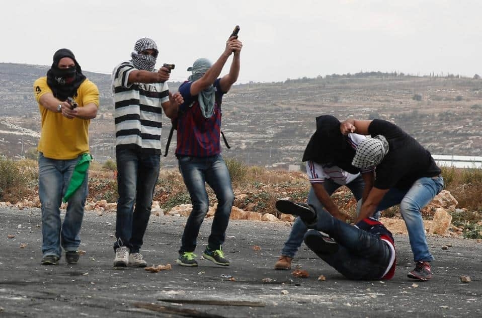 Imagine the outrage if a group of Palestinians happens to torture an Israeli anywhere in the world like this.