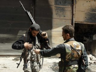 US Special forces may soon be training Syrian rebels