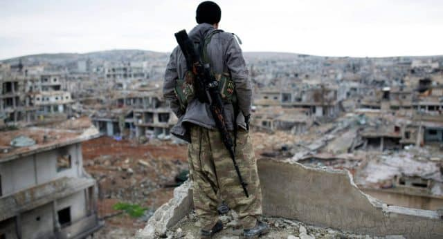 Countless Syrian towns are now wastelands