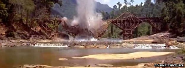 Bridge over the River Kwai - the Burma Road classic