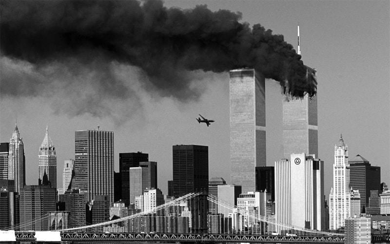 9-11-bw