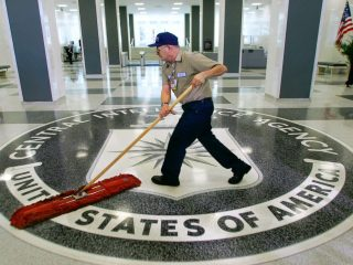 Has the CIA once again become a threat to America's future?